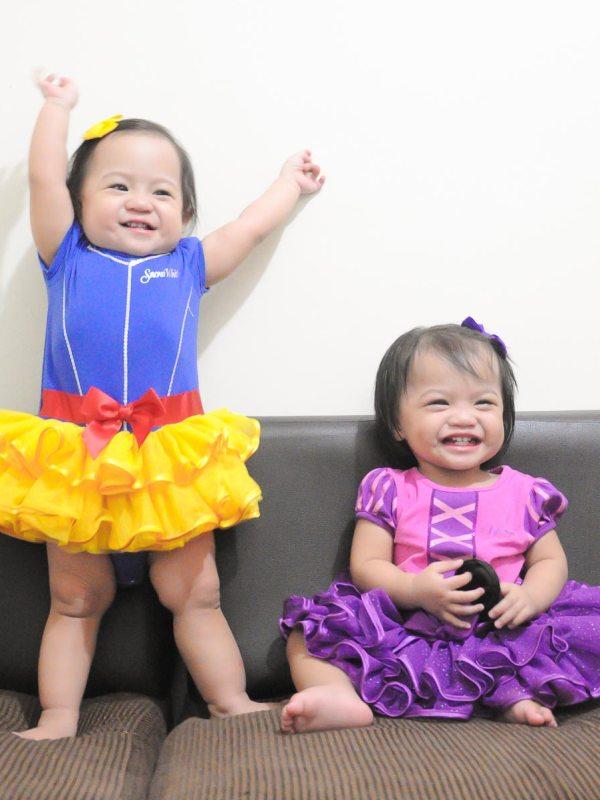 8/52: Our little princesses