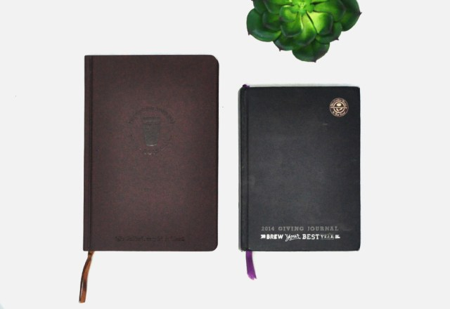 Coffee Bean & Tea Leaf, The Giving Journal 2015