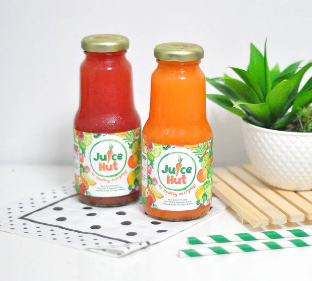 Juice Hut Pure Blends