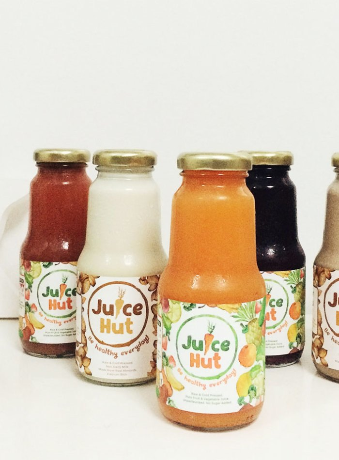 Keeping it Healthy with Juice Hut