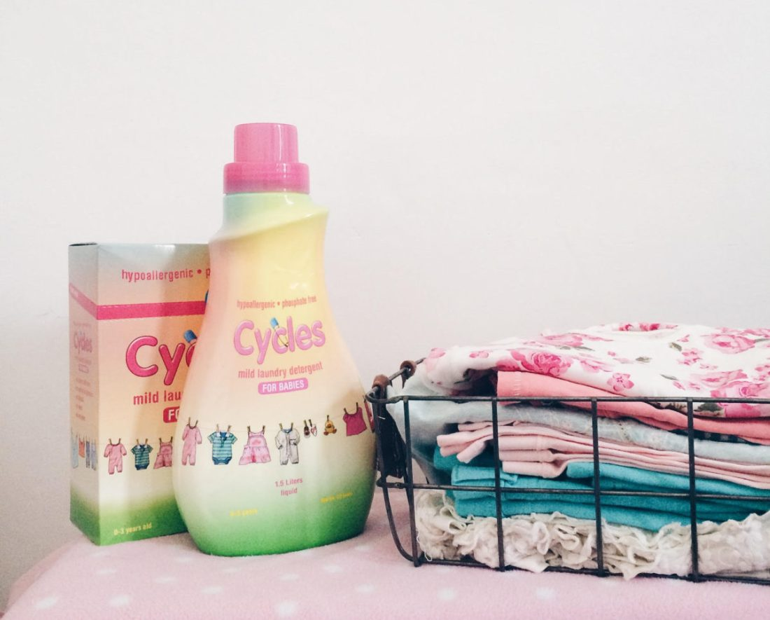 Cycles Baby Laundry Detergent