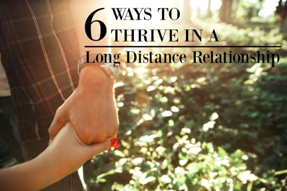 ways to improve a long distance relationship