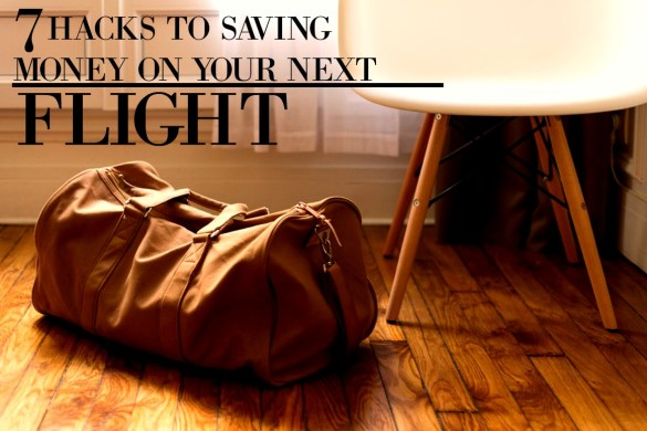 7 hacks to saving money on your next flight 2