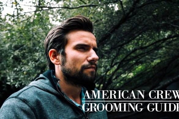American Crew Grooming Guide