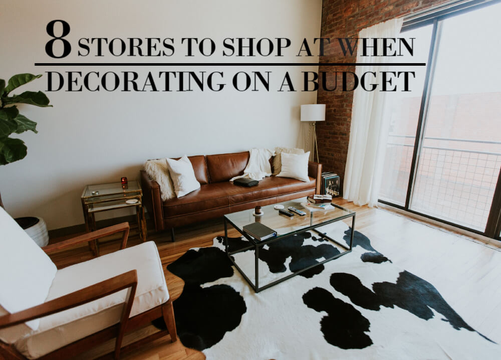 8 Cheap Decor Stores Online For Budget Decoraters - Chasing ...