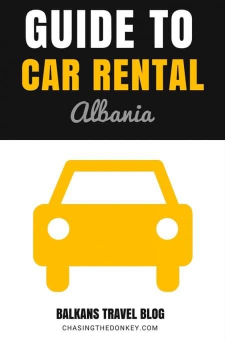 Things to do in the Balkans_Car Rental Albania_PIN