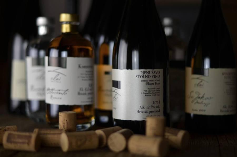 Croatian Wine Regions - Clai Wines