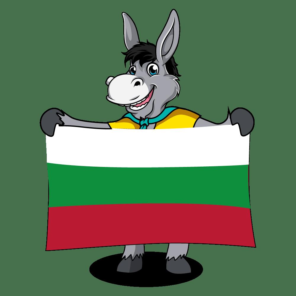Balkan Flags_Bulgaria 1
