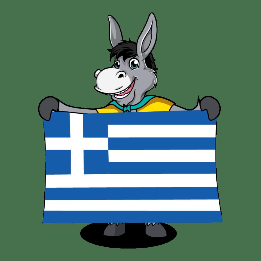 Balkan Flags_Greece 1