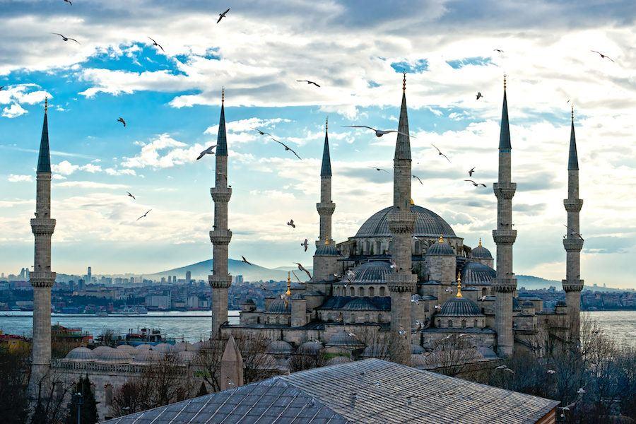 Best Hotels Near The Blue Mosque -