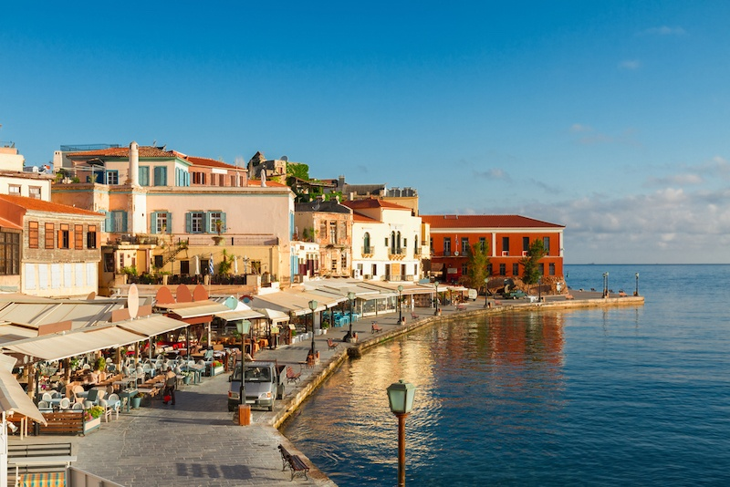 Guide To Where To Stay In Crete, Greece - Chania Habor