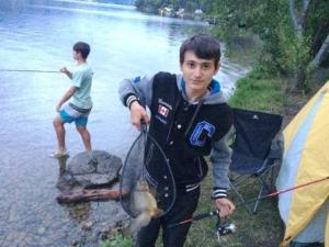 Luke fish