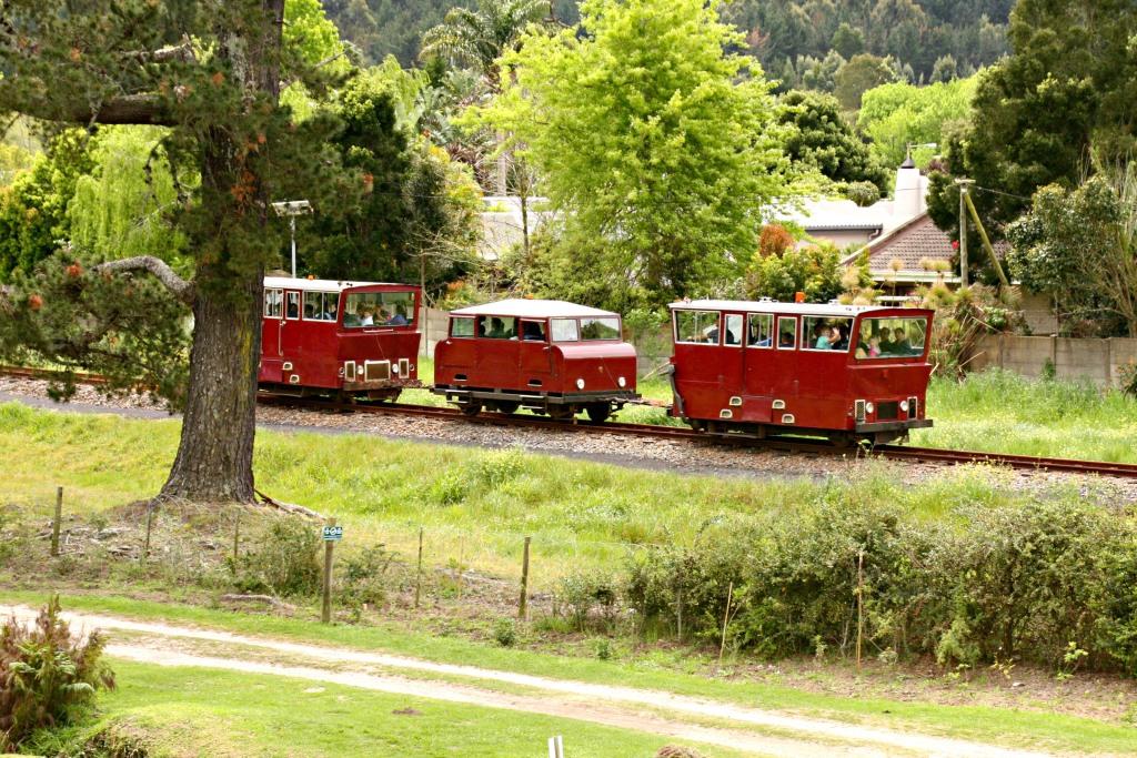 Power van Garden Route Transport museum George