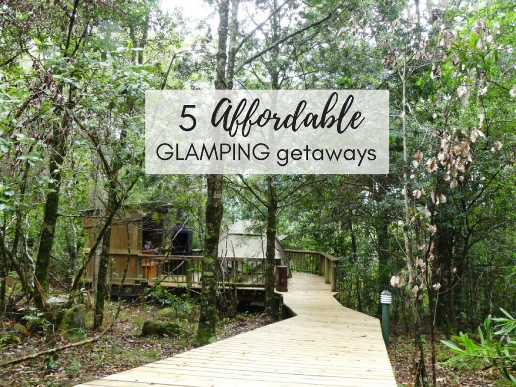 5 Affordable Glamping Getaways Around Port Elizabeth