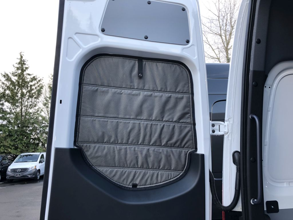 vanlife insulation