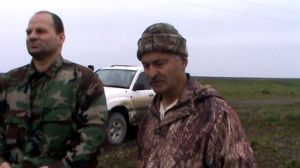 Игорь Капелюх и г-н Пасмуров