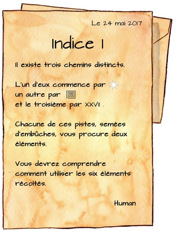 Un Indice Sous Les Etoiles Chasse Au Tresor En Bd