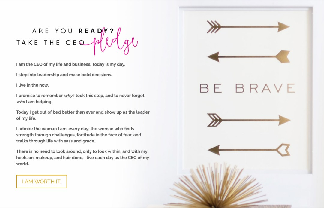 Get It Done Gals | Chassie Bell Design and Branding