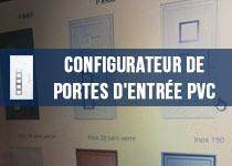 Configurateur de portes PVC