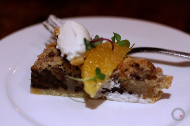 Kentucky Derby Bourbon Pie w/ Salted Caramel, Bourbon Whipped Cream