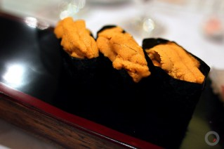 Uni / Sea Urchin Sushi