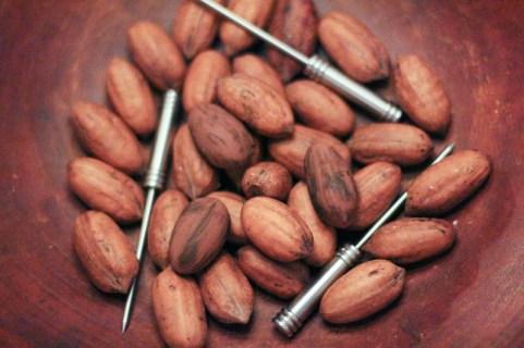 Foie Gras / Pecan Nut / Chocolate