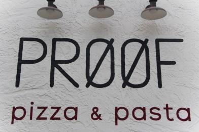 Proof Pizza & Pasta