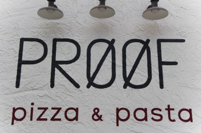 Proof Pizza & Pasta