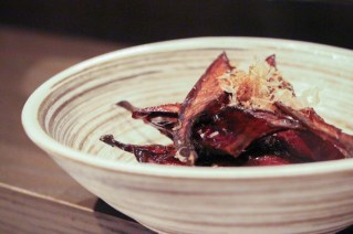 Japanese Miso Eggplant – sesame, sake