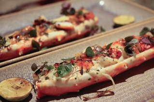 King Crab – thai basil, lemon butter