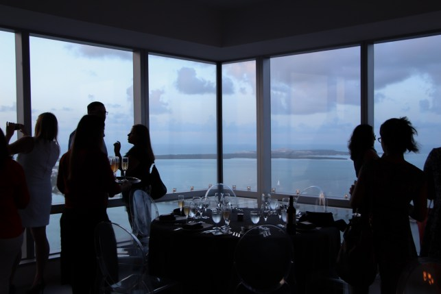 Dining view