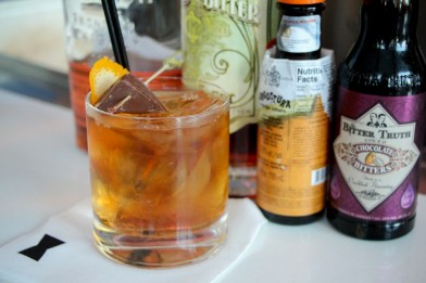 Chocolate Old Fashioned