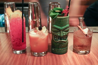 Tiki Cocktails from Ben Potts and Gui Jarosky