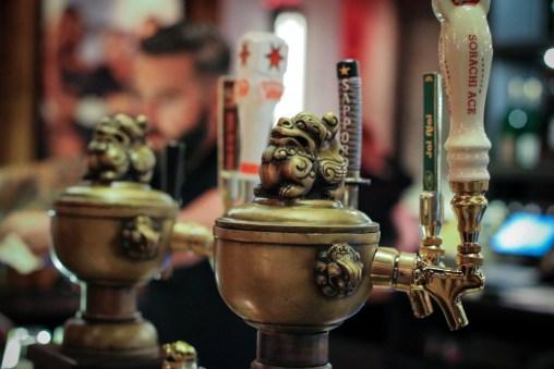 Incense Burner Beer Tap