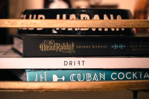 Cuban Cocktail Book that's brought to you from New York's Cienfuegos. It features plenty of classic cocktails and modern interpretations made mostly with rum. Perfect for Miami.