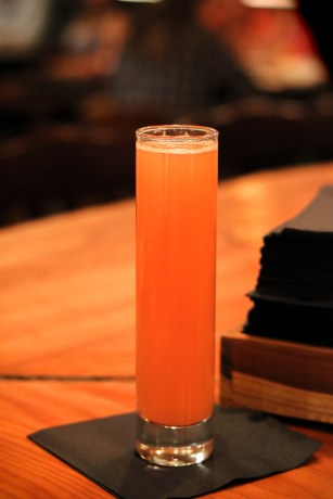 Bottomless Mimosas – with choices of orange, blood orange, mango, lychee, passion fruit or strawberry
