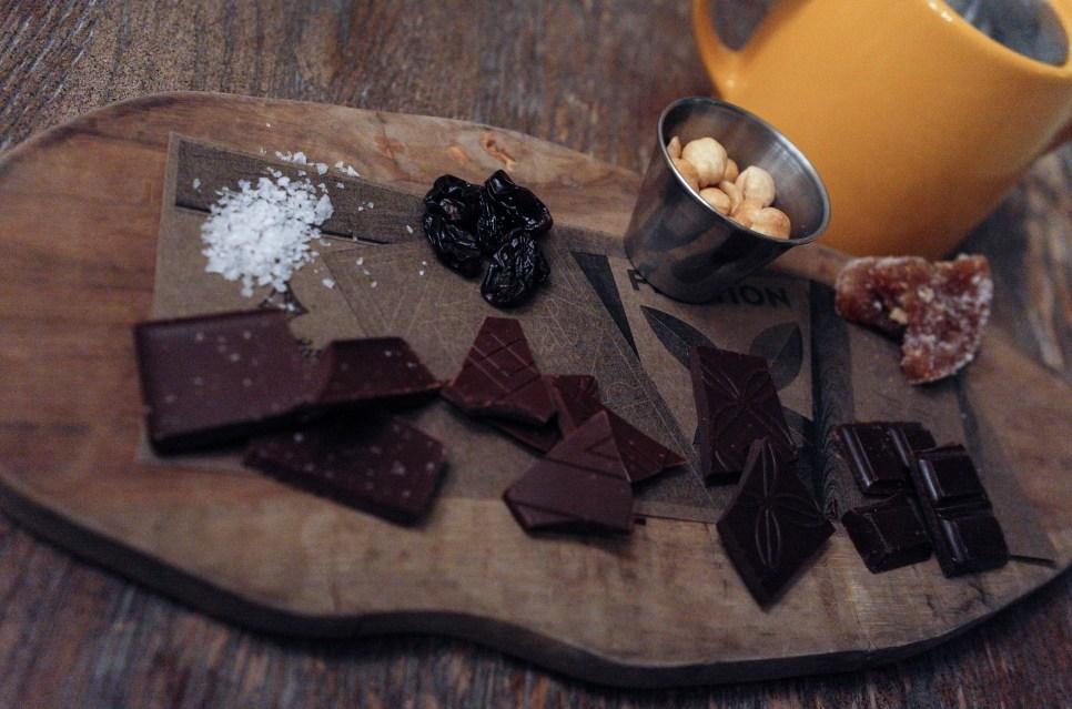 American Bean To Bar Chocolate