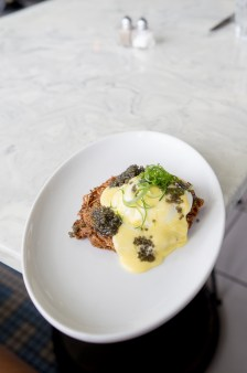 Fancied Caviar Latke