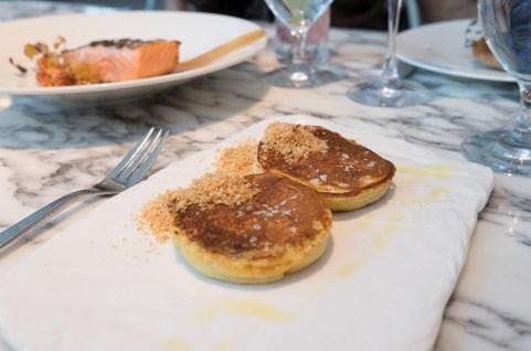 Nutella Olive Oil Pancakes