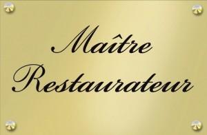 logo de Maître Restaurateur