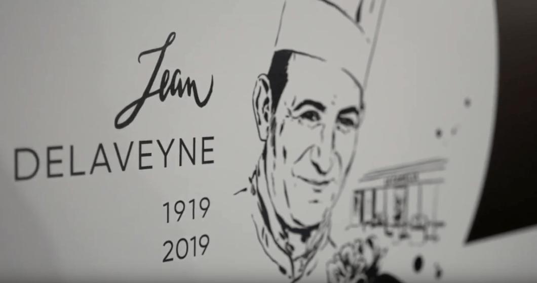 Trophée Jean Delaveyne 2018 100 ans