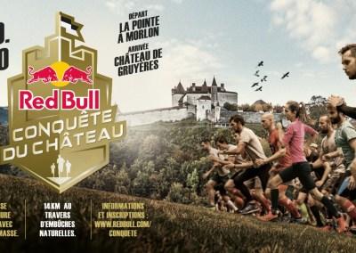 Red Bull – Conquête du château DE