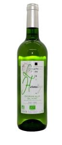 Vignobles Lopez Château de l'Hermitage blanc vin bio Bordeaux