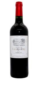 Vignobles Lopez Château Lagrugère rouge bio Bordeaux