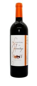 Vignobles Lopez Château de l'Hermitage rouge fût de chêne vin bio Bordeaux supérieur