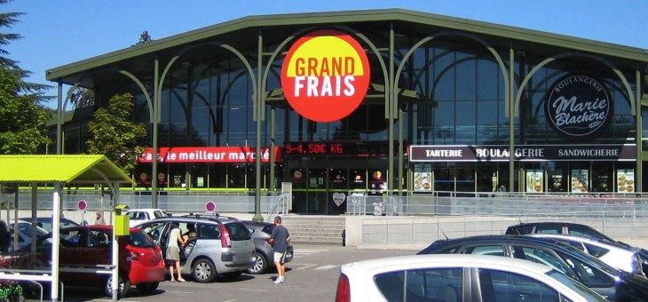 En vente chez Grand Frais