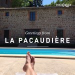 Postcard from La Pacaudiere