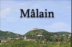 Publication : MÂLAIN, histoire et patrimoine