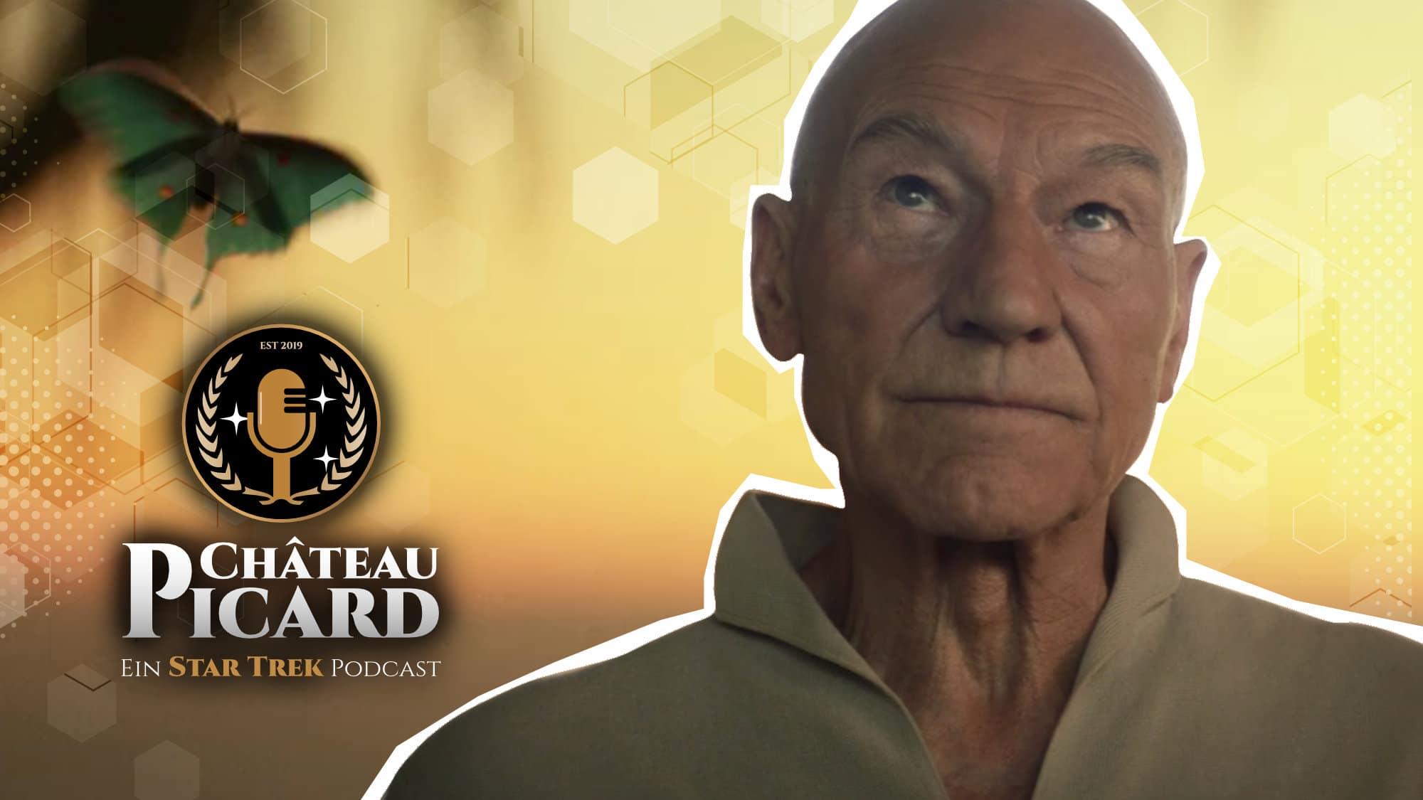 Folgenbild zur Folge Stoff, aus dem Träume entstehen, in Star Trek: Picard