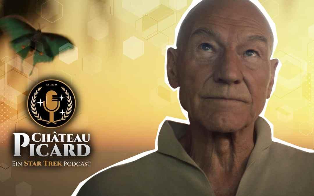 Stoff, aus dem Träume entstehen, in Star Trek: Picard